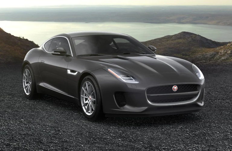2020 Jaguar F-Type Scafell Gray