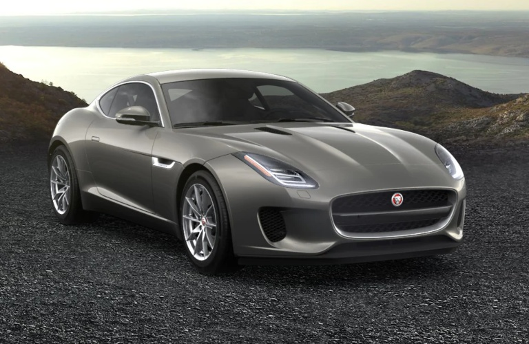 2020 Jaguar F-Type Silicon Silver