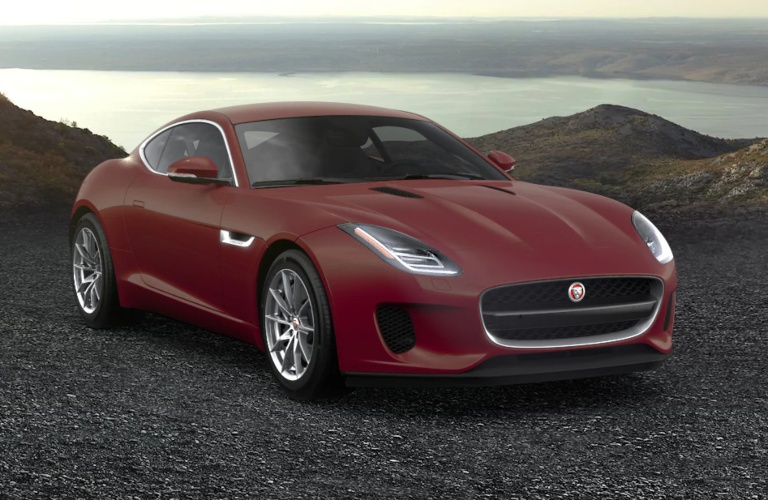 2020 Jaguar F-type Spectral Racing Red