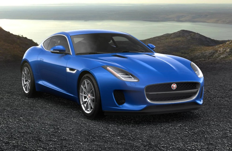 2020 Jaguar F-Type Ultra Blue