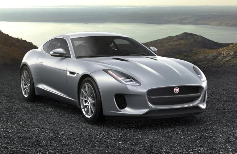 2020 Jaguar F-Type Verbier Silver