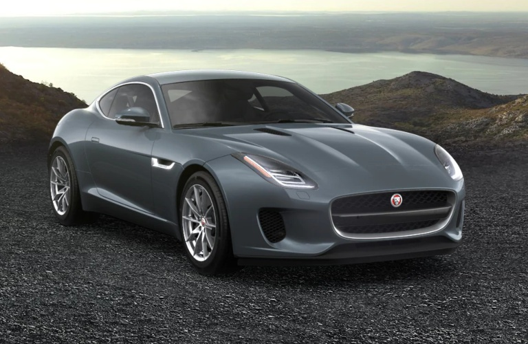 2020 Jaguar F-Type Windward Grey