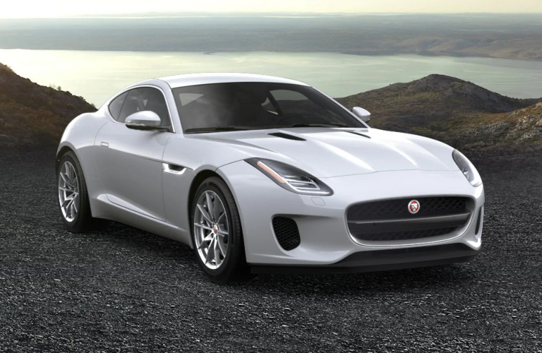 2020 Jaguar F-Type Yulong White