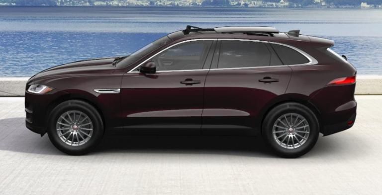 2020 Jaguar F-PACE Desire