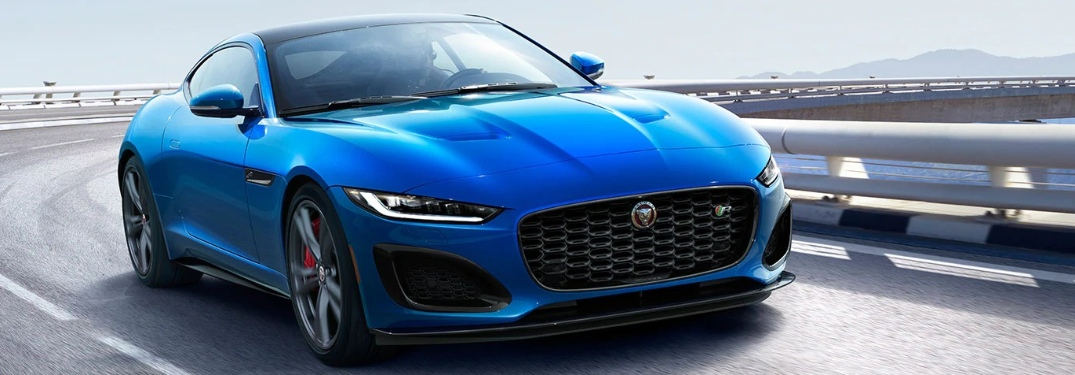 The 2021 Jaguar F-TYPE is now available at Jaguar Boerne!