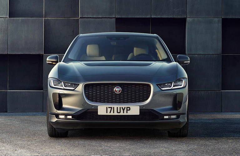 Front end of the 2020 Jaguar I-PACE