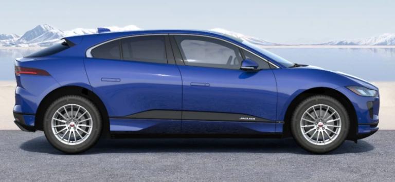 2020 Jaguar I-PACE Caesium Blue