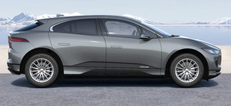 2020 Jaguar I-PACE Corris Grey