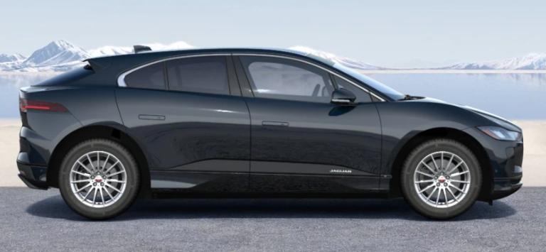 2020 Jaguar I-PACE Farallon Pearl Black