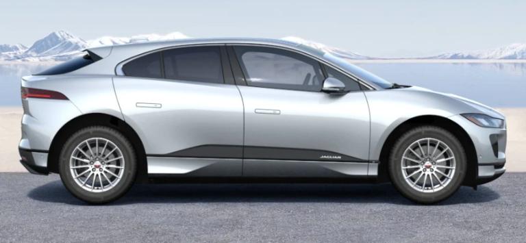 2020 Jaguar I-PACE Indus Silver