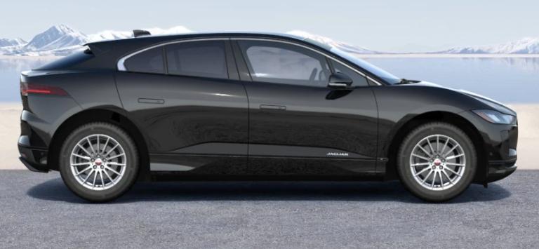 2020 Jaguar I-PACE Narvik Black