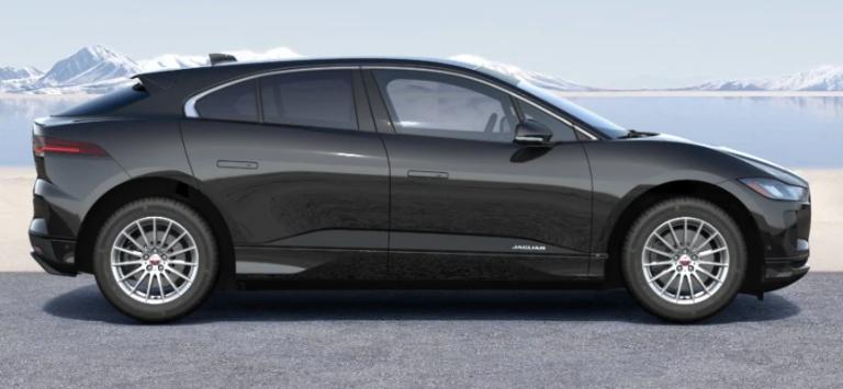 2020 Jaguar I-PACE Santorini Black
