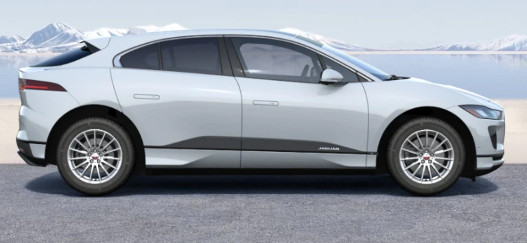2020 Jaguar I-PACE Yulong White