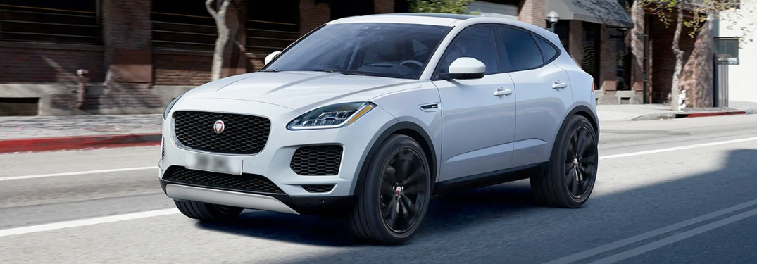 Find the 2020 Jaguar E-PACE that fits into your life!
