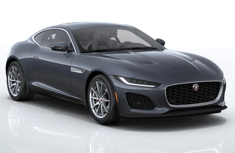 2021 Jaguar F-TYPE Amethyst Grey-Purple