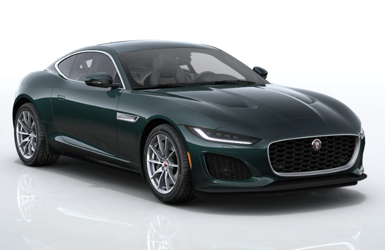 2021 Jaguar F-TYPE British Racing Green