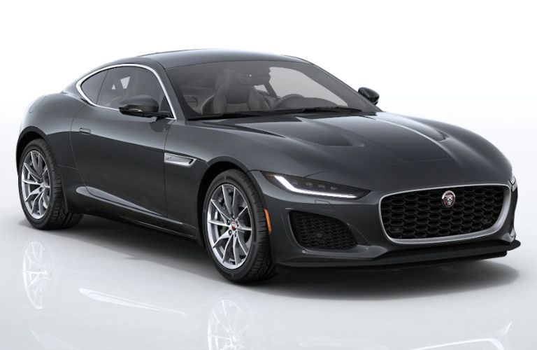 2021 Jaguar F-TYPE Carpathian Grey
