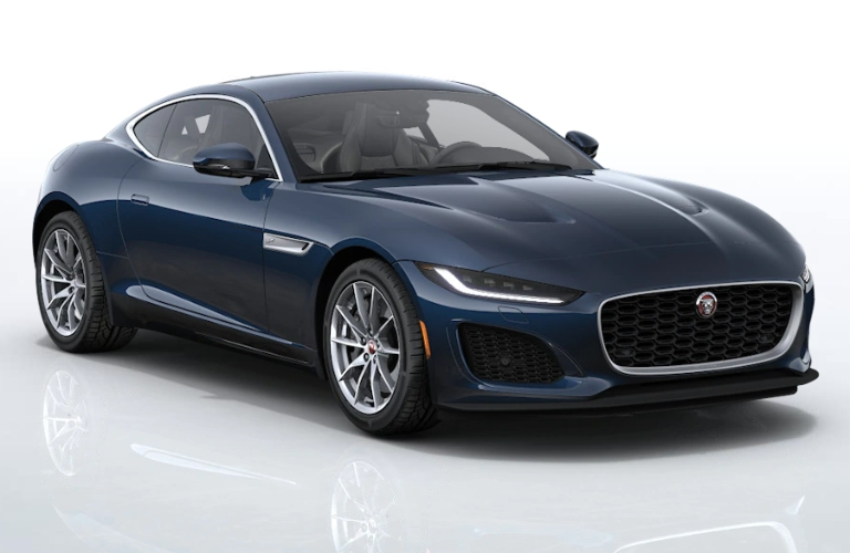 2021 Jaguar F-TYPE Constellation