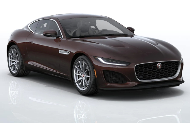 2021 Jaguar F-TYPE Desire Deep Red