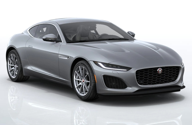 2021 Jaguar F-TYPE Eiger Grey