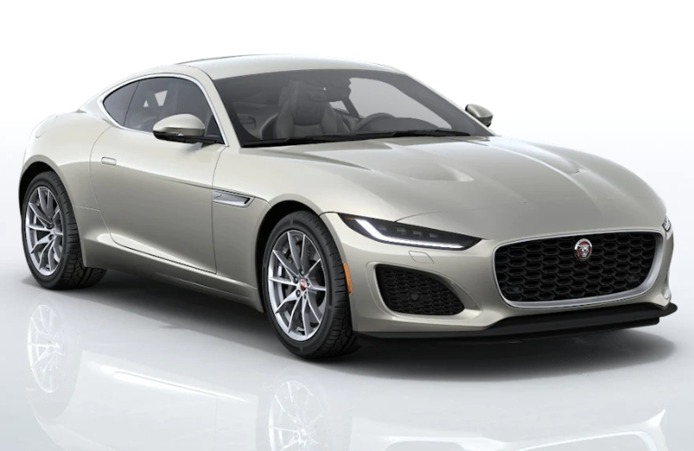 2021 Jaguar F-TYPE Flux Grey