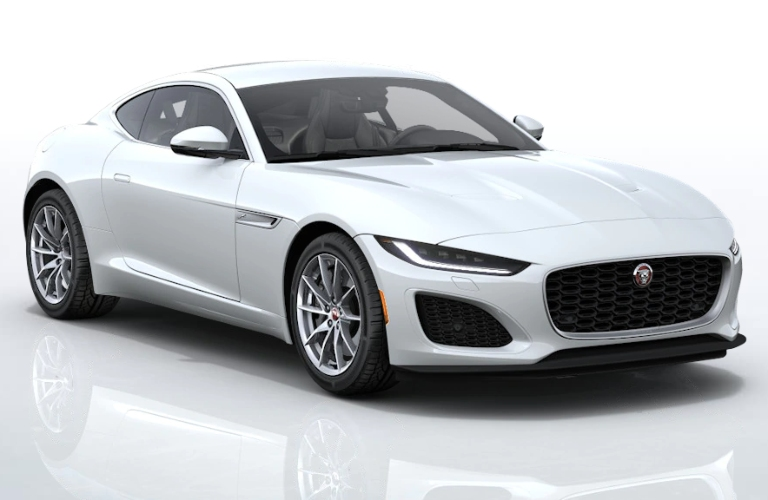 2021 Jaguar F-TYPE Fuji White