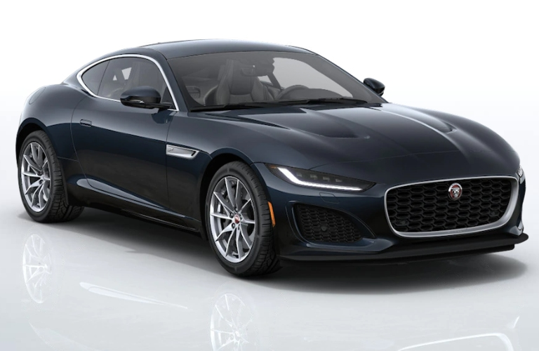 2021 Jaguar F-TYPE Ligurian Black