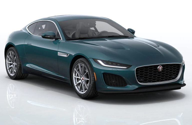 2021 Jaguar F-TYPE Petrolix Blue