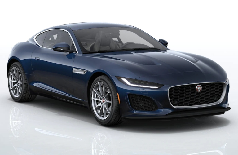2021 Jaguar F-TYPE Portofino Blue