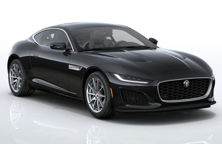 2021 Jaguar F-TYPE Santorini Black