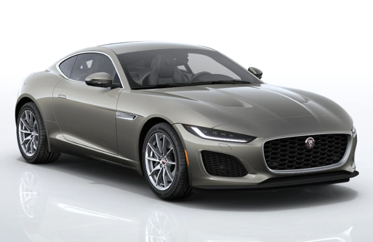 2021 Jaguar F-TYPE Silicon Silver