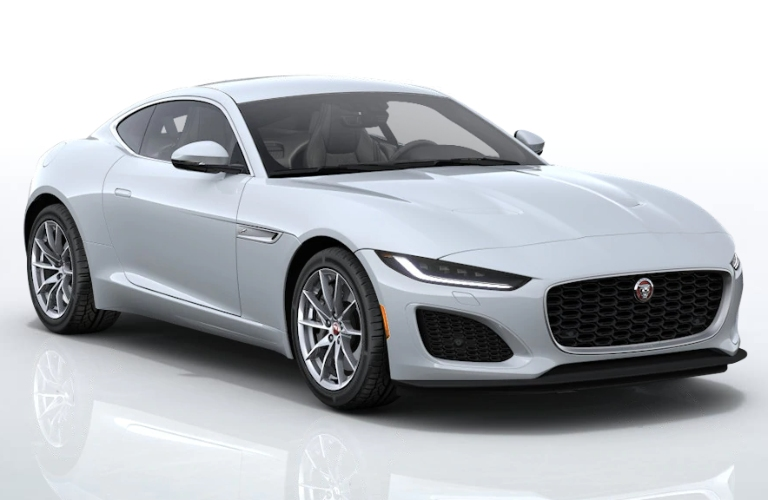 2021 Jaguar F-TYPE Yulong White