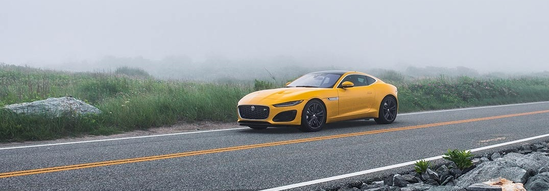 Twenty-seven color options lead the way for the 2021 Jaguar F-TYPE!