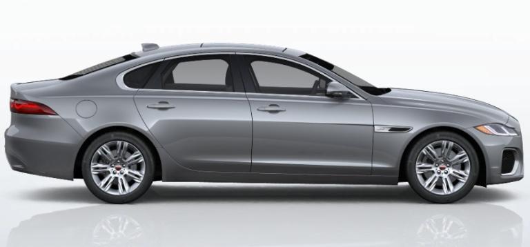 2021 Jaguar XF Eiger Grey