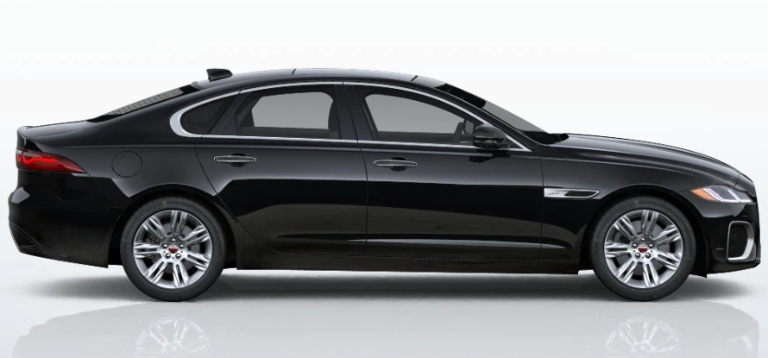 2021 Jaguar XF Narvik Black