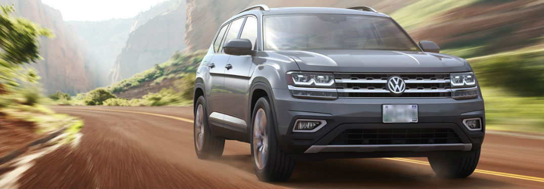 Volkswagen offers a number of All-Wheel Drive vehicles
