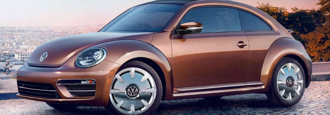 Color Options For The 2017 Volkswagen Beetle