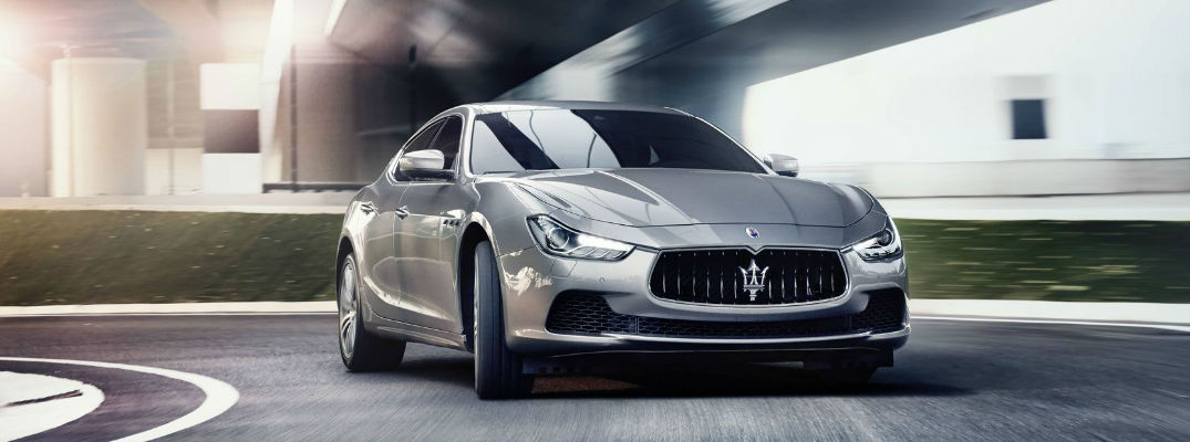 What Are The 2017 Maserati Ghibli Color Options