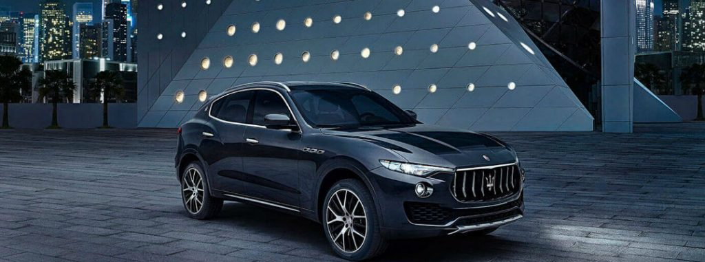 What Are The 2018 Maserati Levante Interior And Exterior