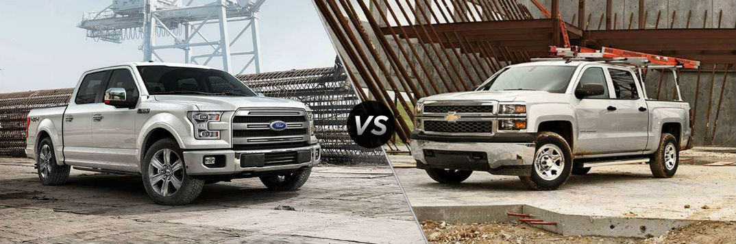 What Is The Towing Capacity Of Ford F 150 Vs Chevy Silverado Models