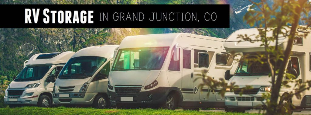 Best Places to Store an RV near Grand Junction CO