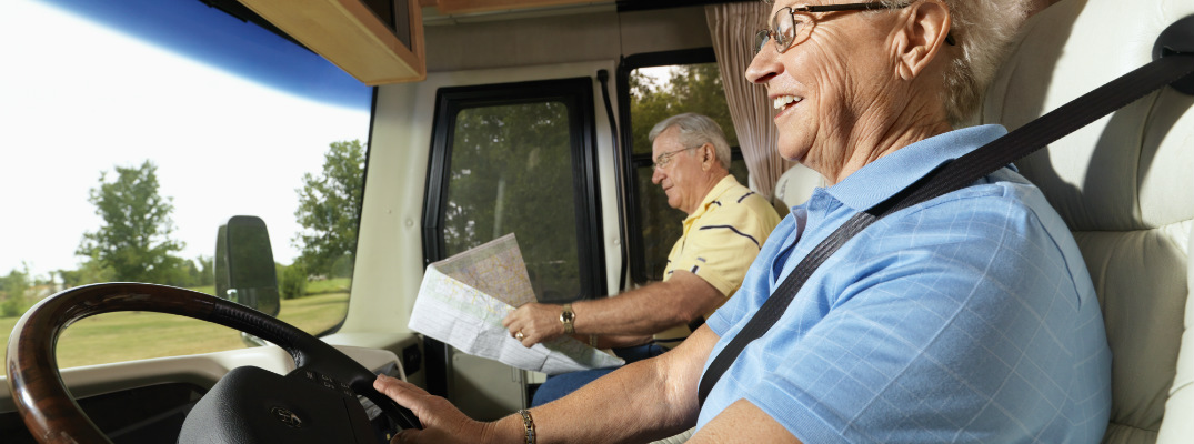 What are the Benefits of Using an RV for a Road Trip?