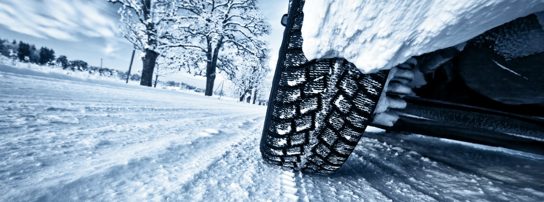 Winter Driving Tips for Motorhomes and RVs