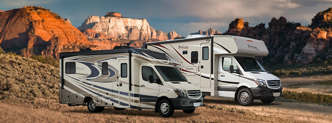 Join Carville's Auto Mart at the 2017 Daily Sentinel RV Show