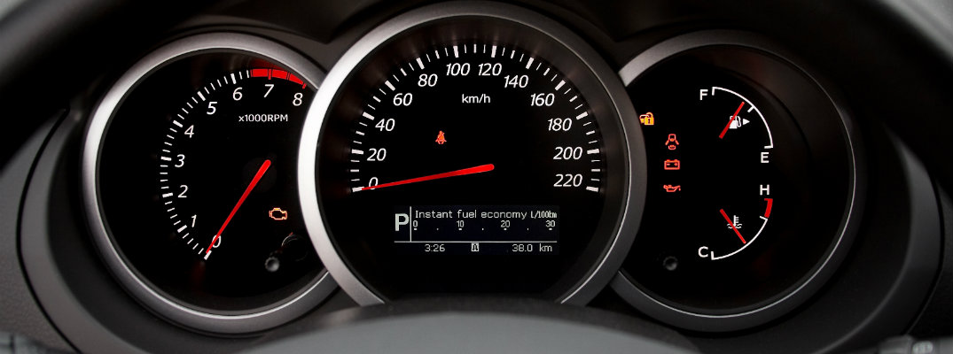 Most common dashboard warning lights and their meanings