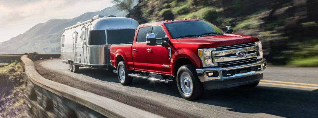 Are the Ford F-150 and the F-250 Different?