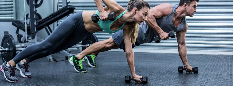 Personal training heathens garage gym groupon