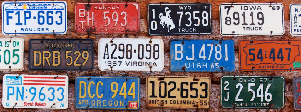 Does My Vehicle Need A Front License Plate When Registered