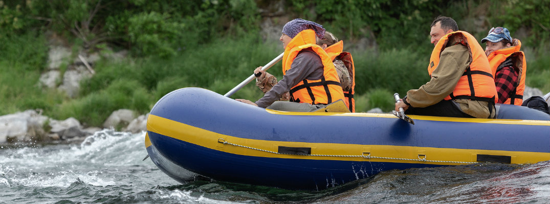 where can i go rafting near grand junction co