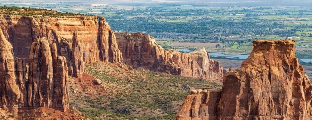 Where to visit nature in Western Colorado